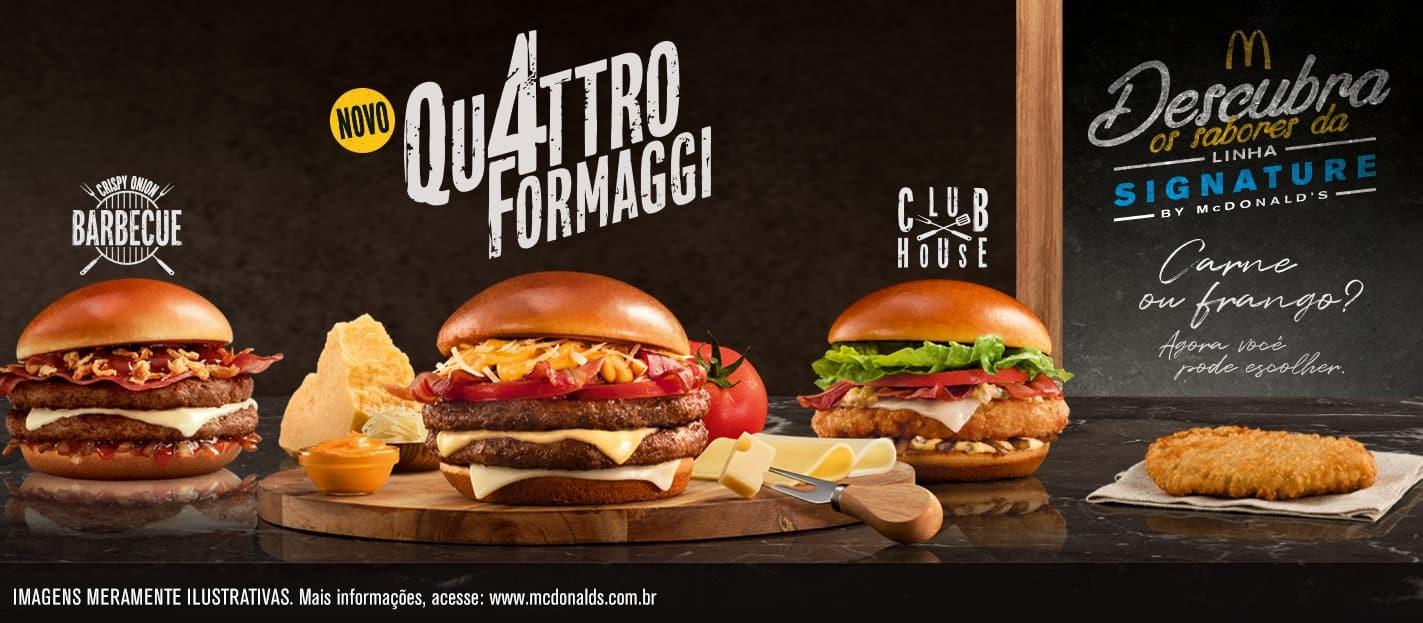 Promoção McDonald's