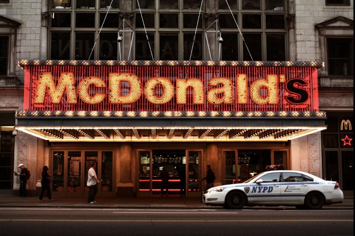 Restaurantes Participantes McDonald's 1
