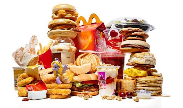 Variedade McDonald's