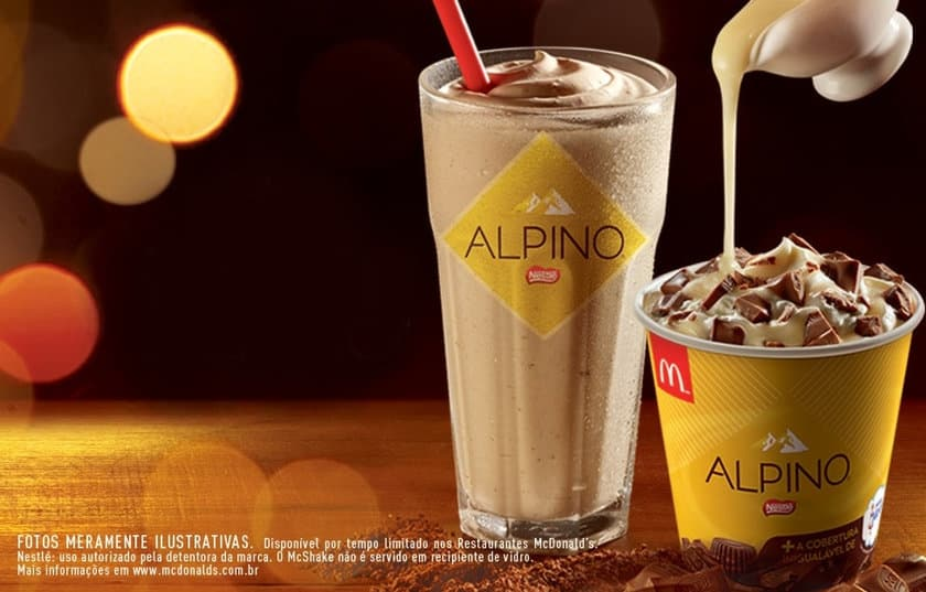 mcflurry alpino