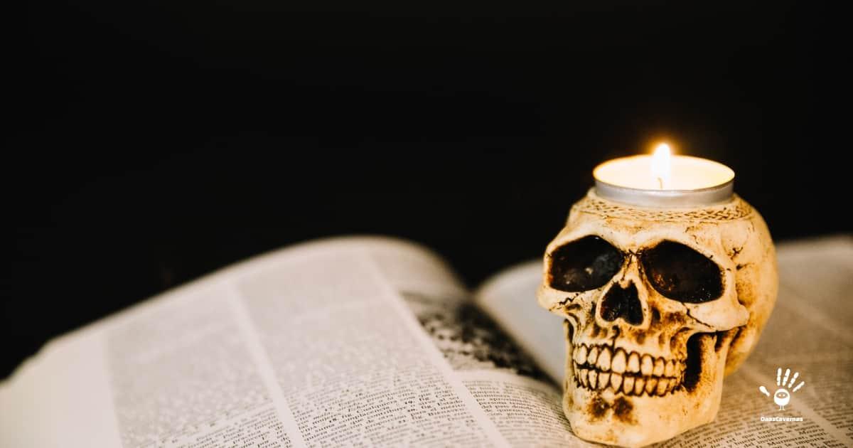 A história das histórias dos livros de terror