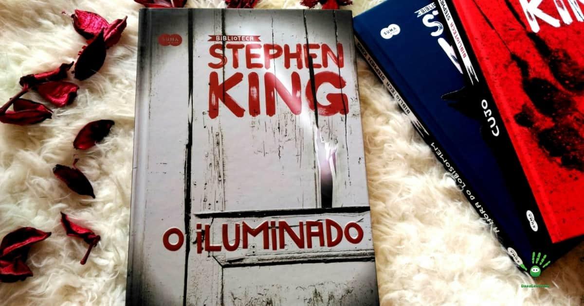 O Iluminado Livros de Terror de Stephen King