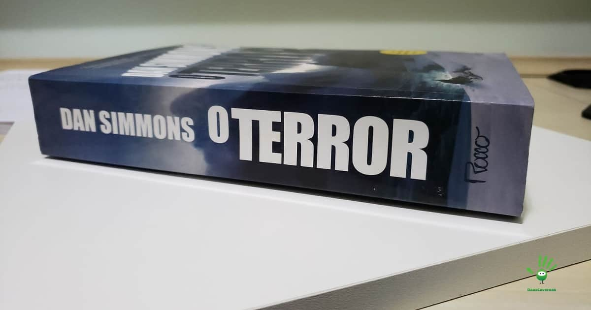 O Terror - Dan Simmons (2007)