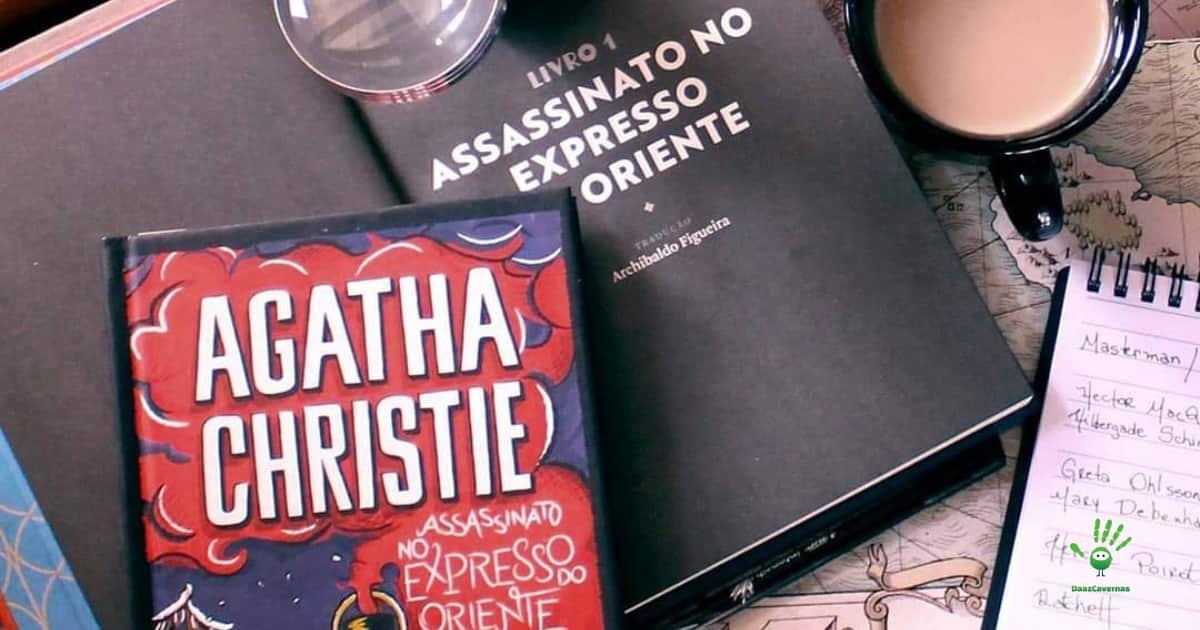 Assassinato no Expresso Oriente - Agatha Christie