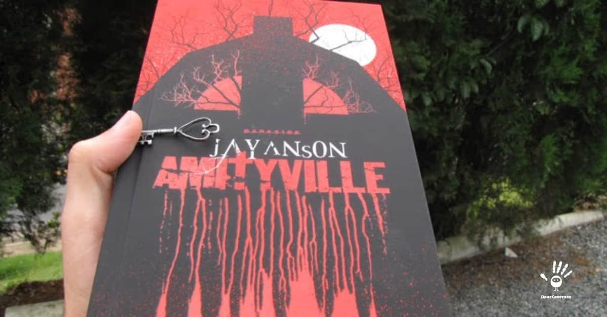 Livros de Terror para ler Terror em Amityville - Jay Anson