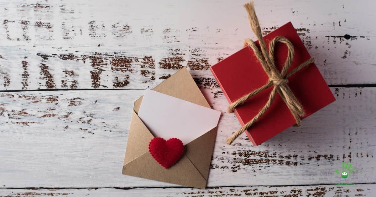 Presente para Namorado: Cartas