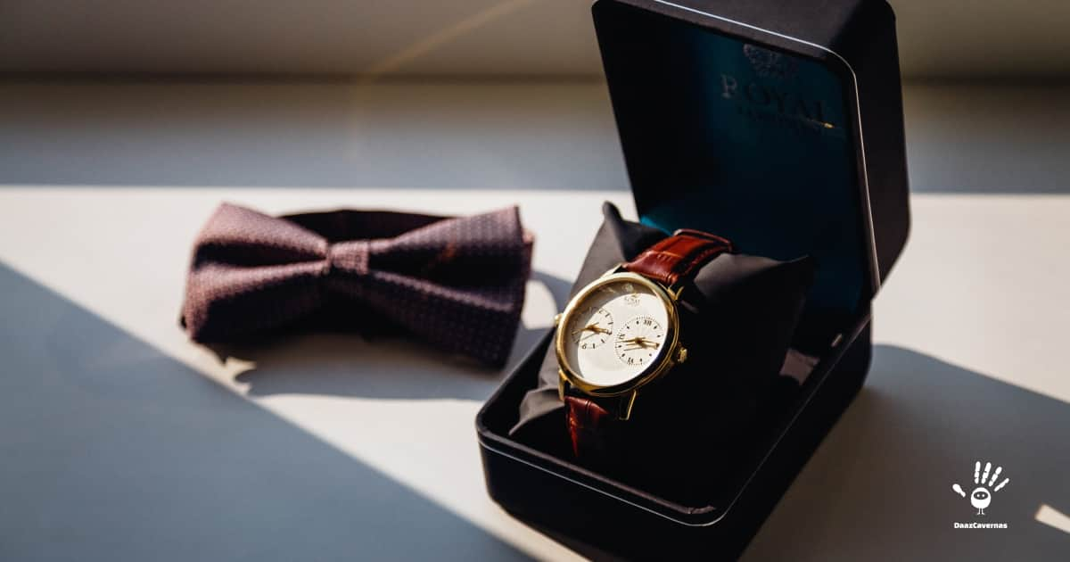 Presente para Namorado: Relógio