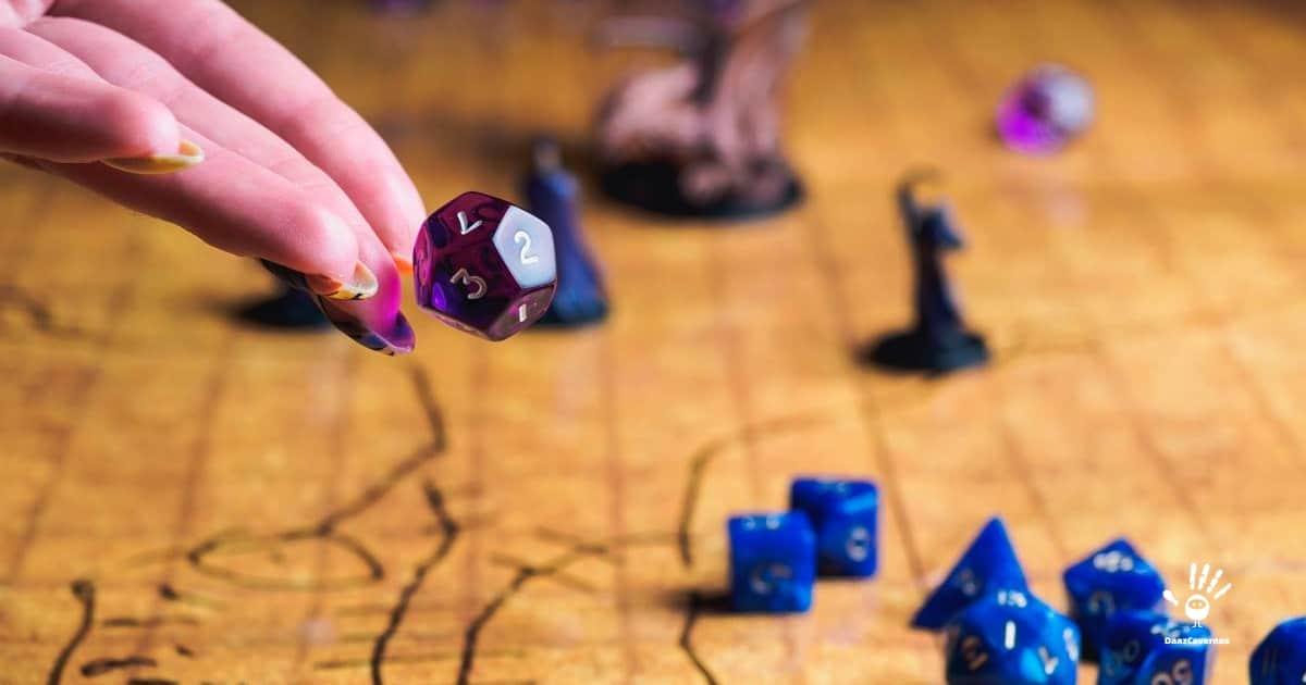 Presente para Namorado: RPG de Mesa