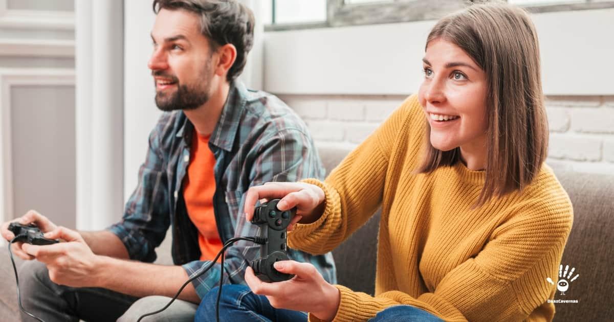 Presente para Namorado: Videogame