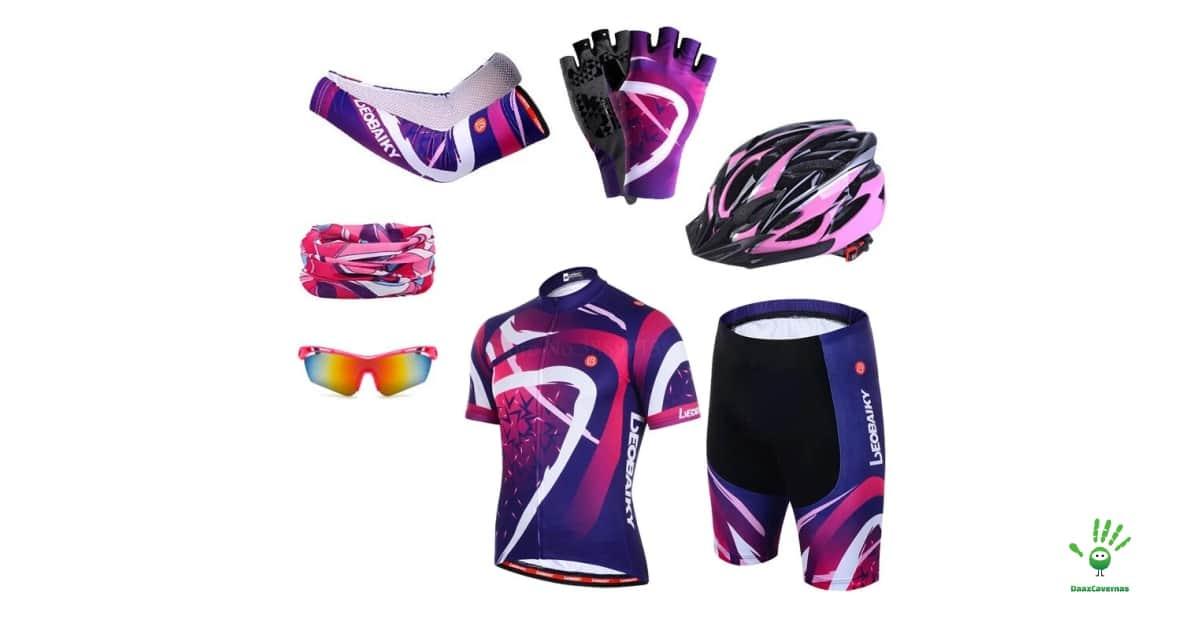 Conjunto de Ciclismo Feminino