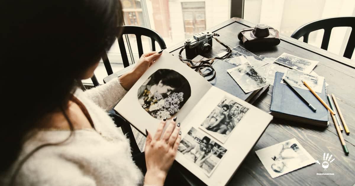 Presente para namorada: Álbum de fotos