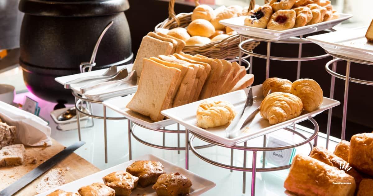Presente pra namorada: Café da manhã
