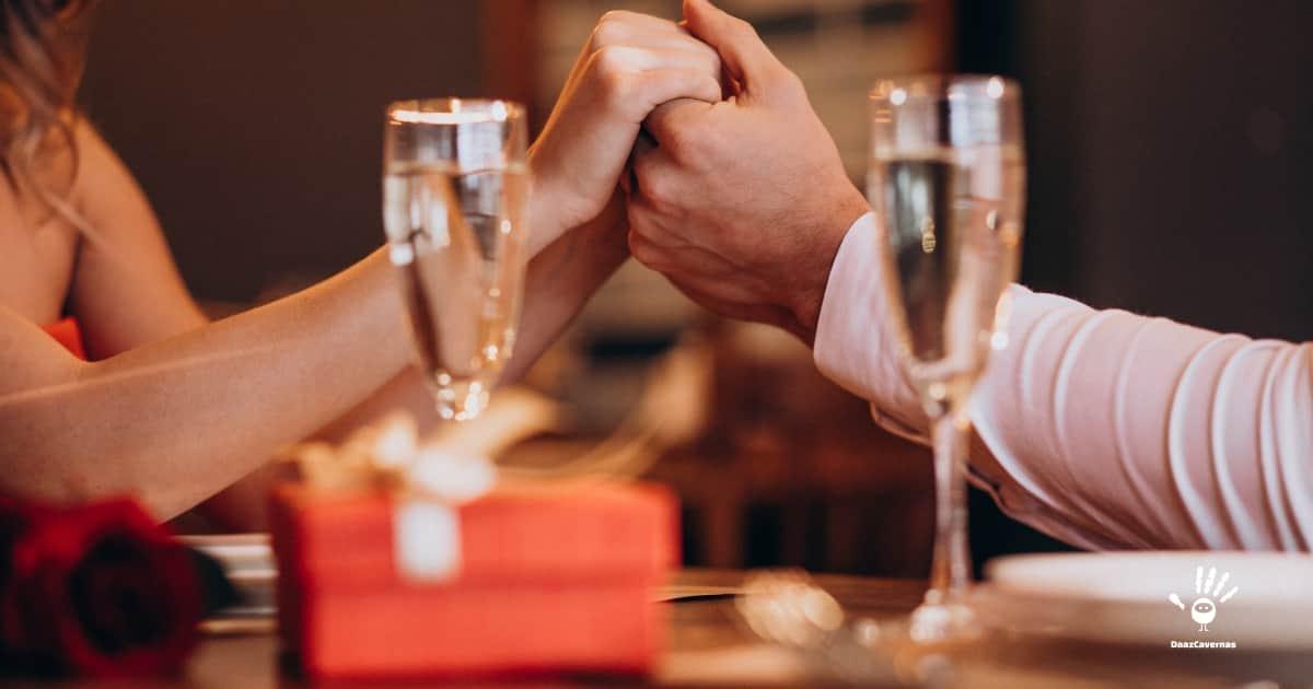 Presente pra namorada: Jantar romântico