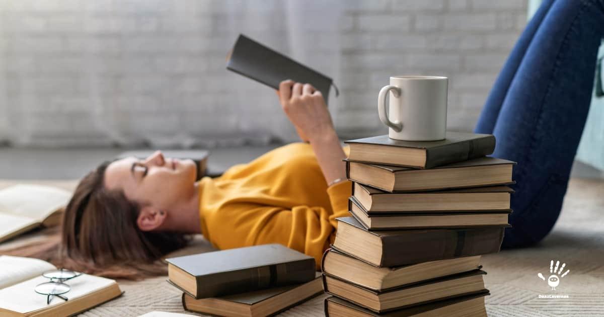 Presente para namorada: Livros