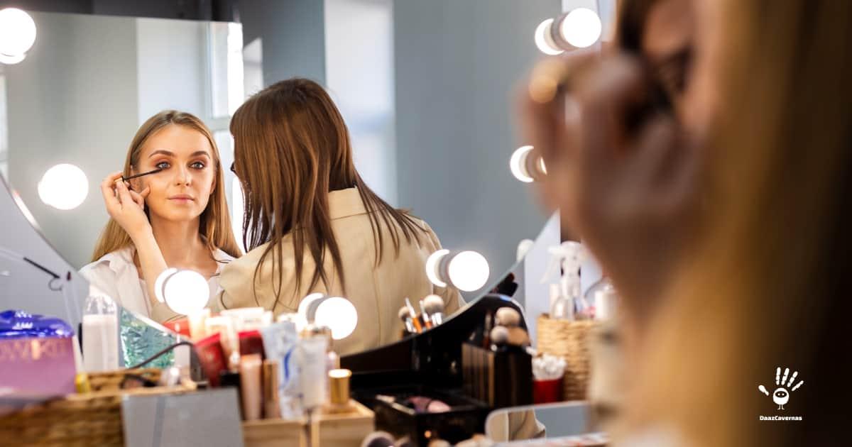 Presente pra namorada: Organizador de cosméticos