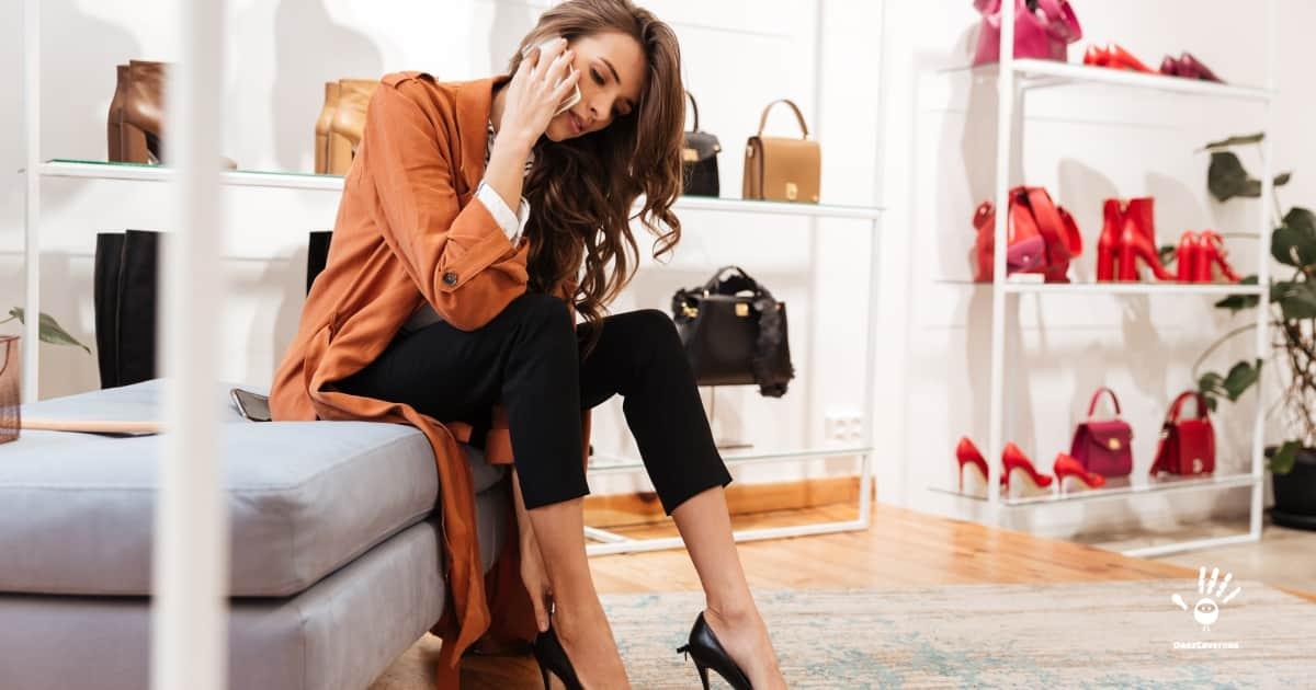 Presente pra namorada: Sapatos