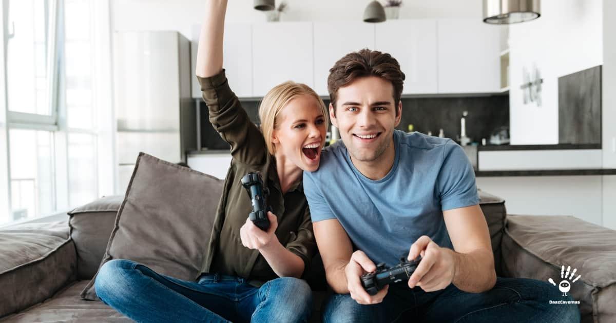 Presente para namorada: Videogame